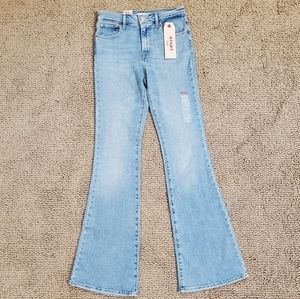 Levi's High Rise Flare